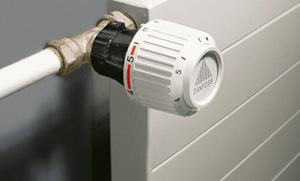 Thermostaatkraan radiator